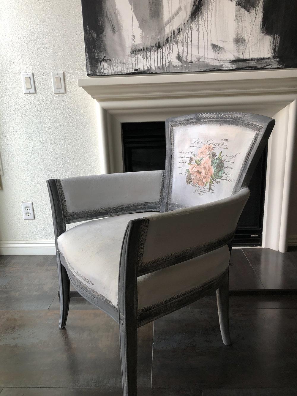 Vernis Ou Vitrificateur Sur Un Meuble Peint transferts pelliculables pour meubles - avec passion, le blog