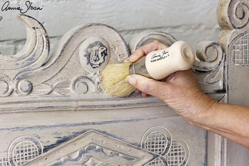 Technique Annie Sloan Chalk Paint Shabby Chic
